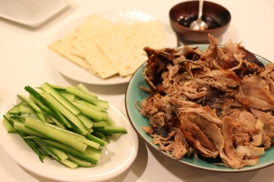 Homemade 'British' Crispy Aromatic Roast Duck