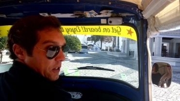 Momo our portuguese driver